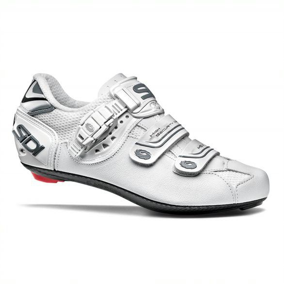 Sidi Women's Genius 7 Road Cycling Shoes - Black/Shadow White