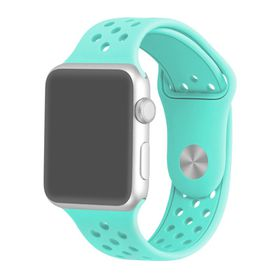 65964e18c7e 38mm Silicon Strap for Apple Watch - Frost Blue (Large Plus)