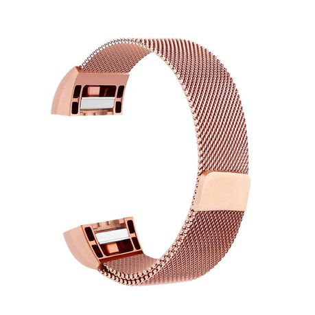 Sparq Fitbit Charge 2 Strap Rose Gold Milanese | Buy Online