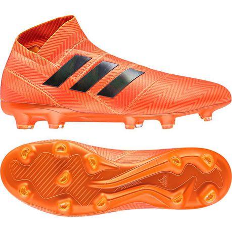 5c2af1221b75 Men s adidas Nemeziz 18 Plus Firm Ground Soccer Boot