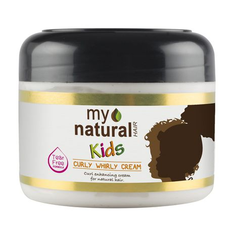 My Natural Hair Kids Curly Whirly Cream 250ml Buy Online In South Africa Takealot Com