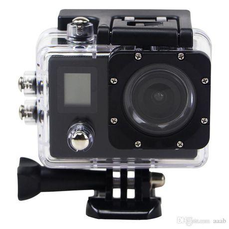 2871240d3fa Action Camera Sports HD DV WiFi 4K - Black