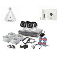 Swann 720p 4 Channel Camera CCTV Bundle