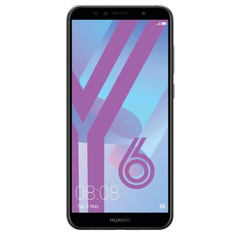 Huawei Y6 2018 16GB Dual Sim - Black