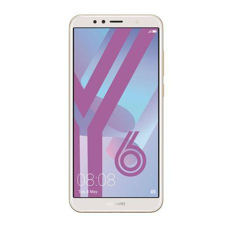 Huawei Y6 16GB Dual Sim 2018 - Gold
