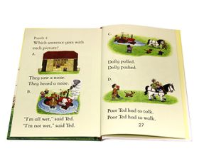 Usborne First Reading - Farmyard Tales (10 Book Set)