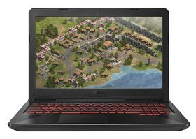 "ASUS TUF FX504 Intel Core i5 15.6"" Gaming Notebook - Black"