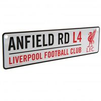 Liverpool F.C. Window Sign