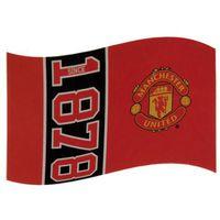 Manchester United F.C. Flag SN