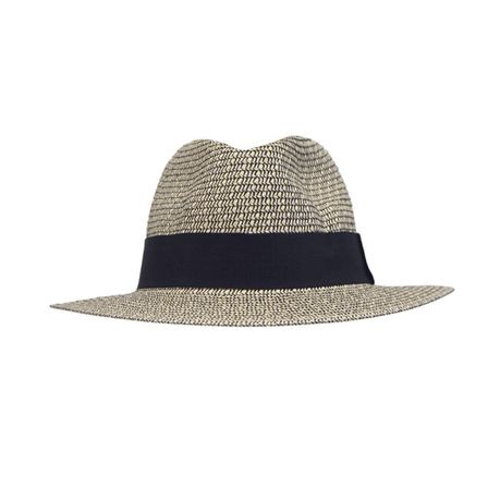 5ba2bad59e9 Emthunzini UPF50+ Beau Style Summer Sunhat 58cm - Mixed Black