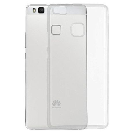 sale retailer f6649 51aa2 Transparent Back Cover/Pouch for Huawei P9 LITE