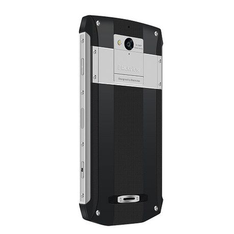 Blackview BV 8000 Pro Rugged Smartphone - Black | Buy Online in
