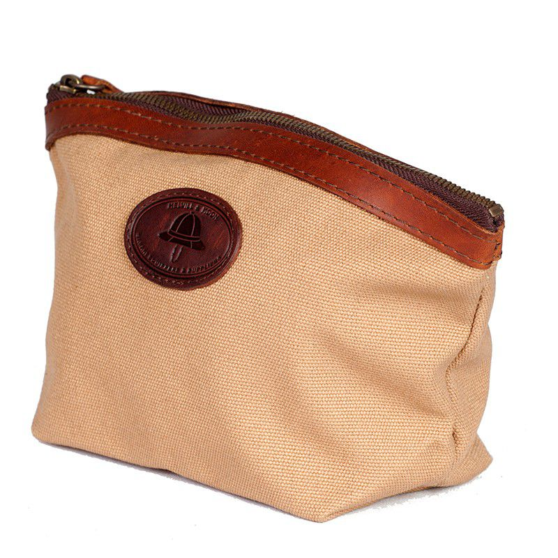 Melvill & Moon Toto Ladies Cosmetic Bag - Sand | Buy Online in South ...