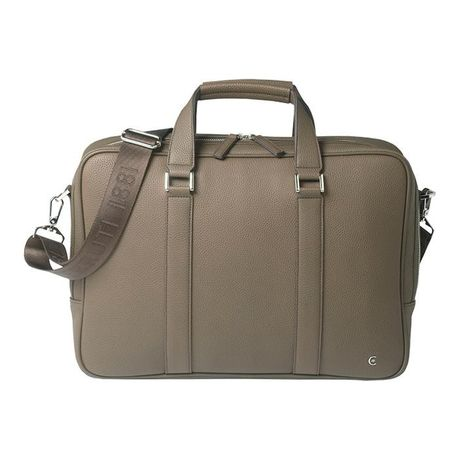 e3d47eea20 Cerruti Document Bag Thompson - Taupe | Buy Online in South Africa |  takealot.com