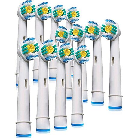 Gretmol Pro White Replacement Heads for Oral B Electric Toothbrush
