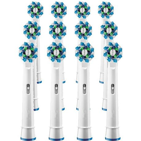Gretmol Cross Action Replacement Heads for Oral B Electric