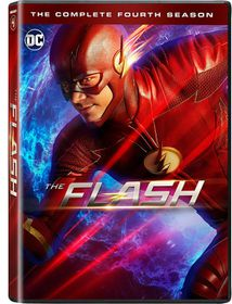 The Flash Season 4 (DVD)