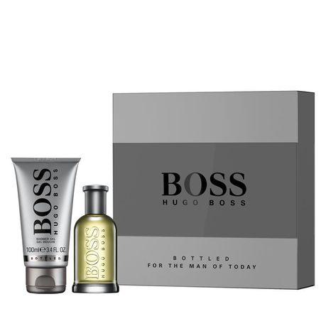 Hugo Boss Boss Bottled EDT Spray 50ml   Shower Gel 100ml   Buy ... 4e10b07d29ee