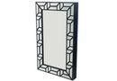 George & Mason - Spiro Wall Mount Jewelry Mirror Cabinet