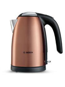 Bosch - 1.7 Litre Stainless Steel Kettle - Copper
