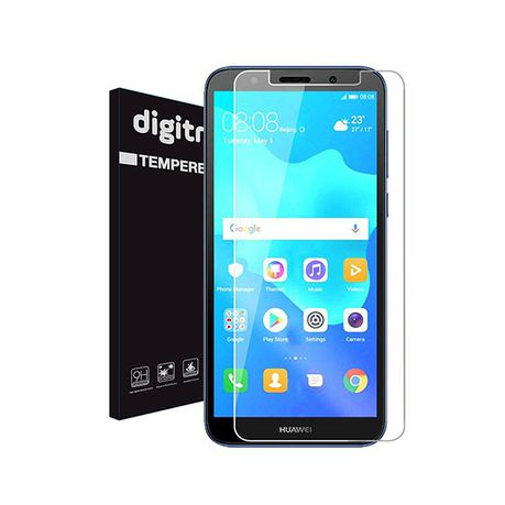Digitronics Premium Tempered Glass for Huawei Y5 - 2018
