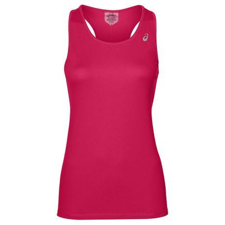 aliexpress wielka wyprzedaż sklep z wyprzedażami Women's ASICS Tank Top - Pink