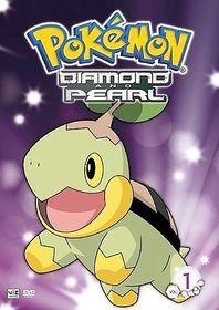 Pokemon Vol 1:Diamon & Pearl - (Region 1 Import DVD)