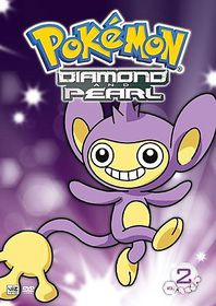 Pokemon Vol 2:Diamond & Pearl - (Region 1 Import DVD)