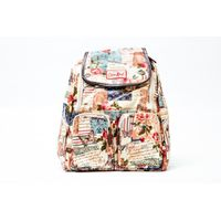 Cotton Road Pattern Back Pack
