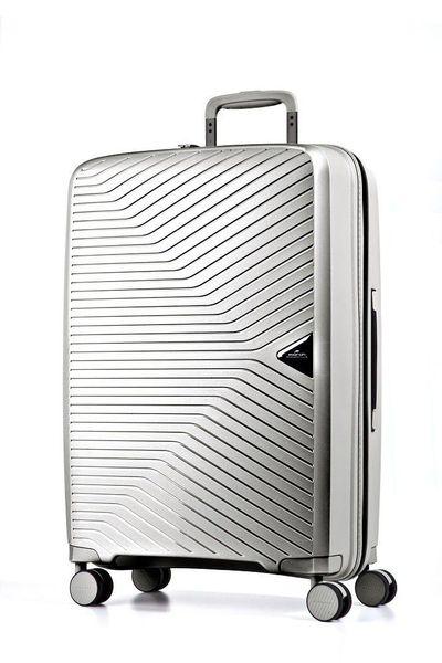 March Yearz 62cm Gotthard Spinner - Silver Metallic