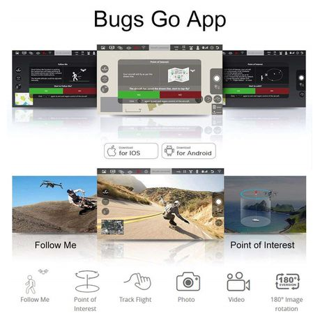 MJX Bugs 5W Brushless GPS 1080P 5G Wifi Camera Drone | Buy Online in