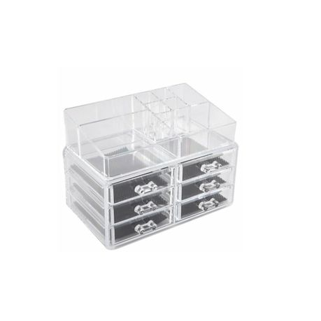 Fervour 6 Drawer Cosmetics Storage Box | Buy Online in South Africa | takealot.com