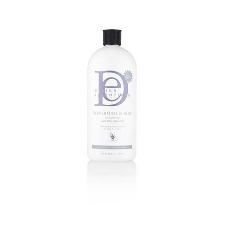 Design Essentials Peppermint Aloe Therapeutics Anti Itch Shampoo