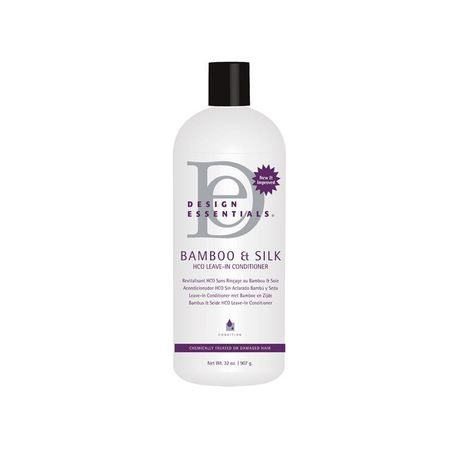 Design Essentials Bamboo And Silk Hco Leave In Conditioner Buy