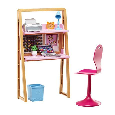 Barbie Doll Office Furniture Buy Online In South Africa