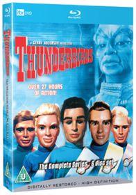 Thunderbirds - (Import Blu-ray Disc)