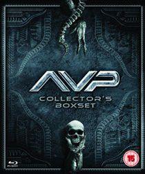 Alien Vs Predator Double Set - (Import Blu-ray Disc)