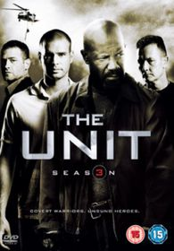 The Unit - Season 3 - (Import DVD)