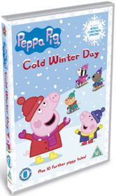 Peppa Pig: Vol 9 Cold Winter Day (DVD)