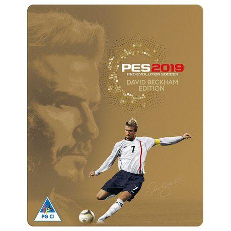 PES 2019  Beckham Edition (PS4)  1a52ffdc2f167