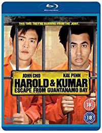 Harold and Kumar Escape from Guantanamo Bay (Blu-ray)