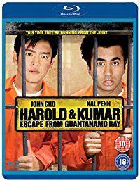 Harold and Kumar Escape from Guantanamo Bay (Blu-ray)