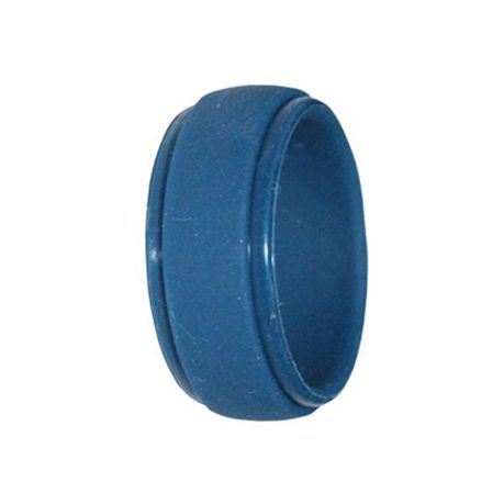Men S Silicone Wedding Ring Navy Size 18 14mm Buy Online In