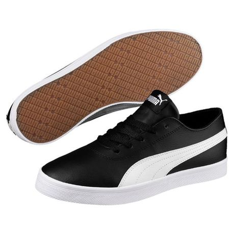 meilleure sélection ded58 b31b4 Puma Junior Urban SL Sport Lifestyle Shoes - Black/White