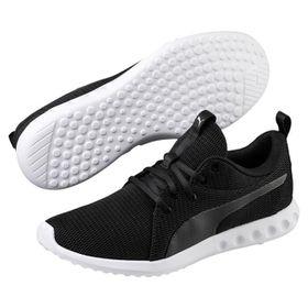Puma Men s Carson 2 New Core Running Shoes - Black White  08e0f7a8c