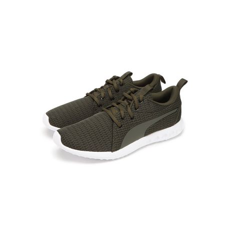 quality design ccea3 34d16 Puma Men's Carson 2 New Core Running Shoes - Army Green