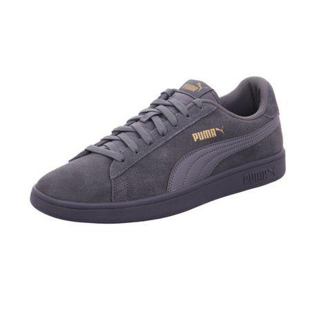 Puma Men s Smash V2 Tennis Court Inspired Shoes - Iron Gate  418f79bbd