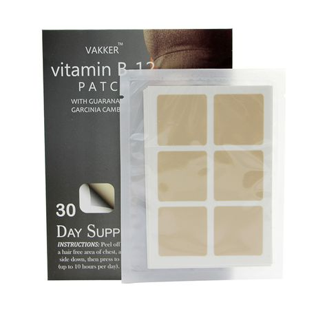 Vitamin B12 Slimming Patches | Buy Online in South Africa