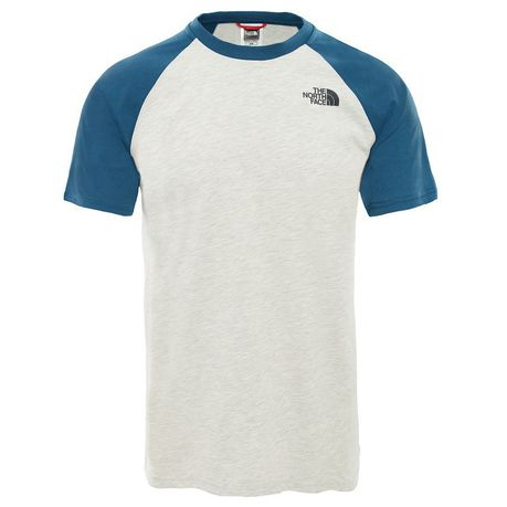 70e40010421d The North Face Men s Short Sleeve Raglan Simple Dome T-Shirt