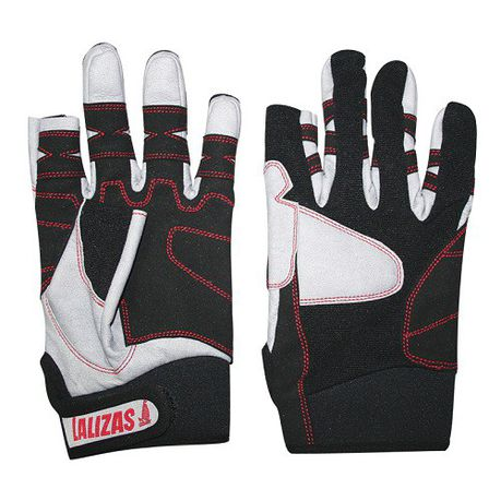 Lalizas Men S Amara 2 Fingers Cut Gloves Multi Buy Online In